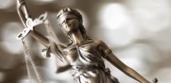 Figur der Justitia - Statue of justice, Bild: Fotolia, Urheber: sebra